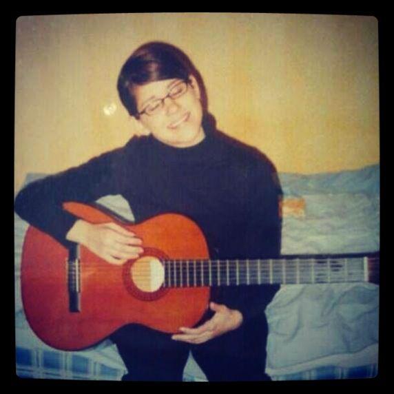Ensimmäinen kitarani