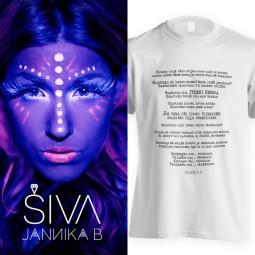 Šiva + T-paita